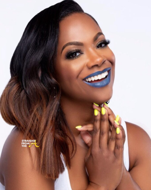 #RHOA Kandi Burruss Announces 'Kandi Koated' Makeup Line… (PHOTOS + VIDEO)