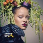 Cover Shots: Rihanna & Super Thin Eyebrows Make History in British Vogue's September Fashion Issue… [PHOTOS]