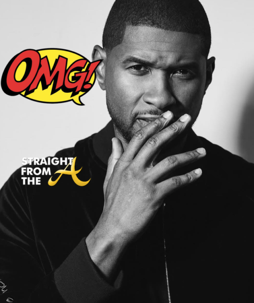 Anonymous Male Plaintiff Moves Forward With Usher's Herpes Case, Superstar Must Turn Over Medical Records…