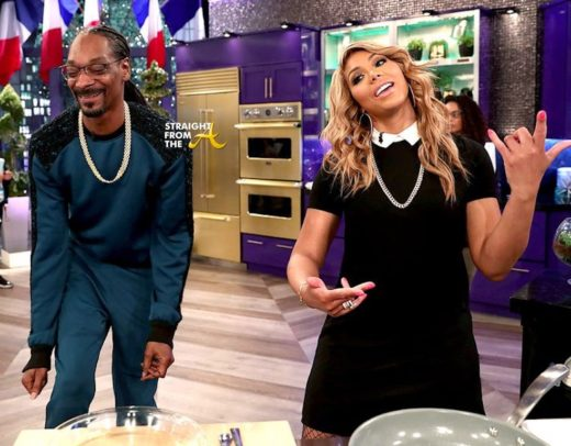"Snoop Dogg & Tamar Braxton Team Up For ""Redemption of a Dogg"" Stage Play…"