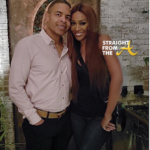 Boo'd Up: #RHOA Cynthia Bailey & Mike Hill Spotted Kissing In LA… (PHOTOS + VIDEO)