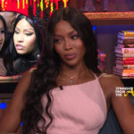 Quick Quotes: Naomi Campbell Shades Cardi B & Nicki Minaj… (VIDEO)