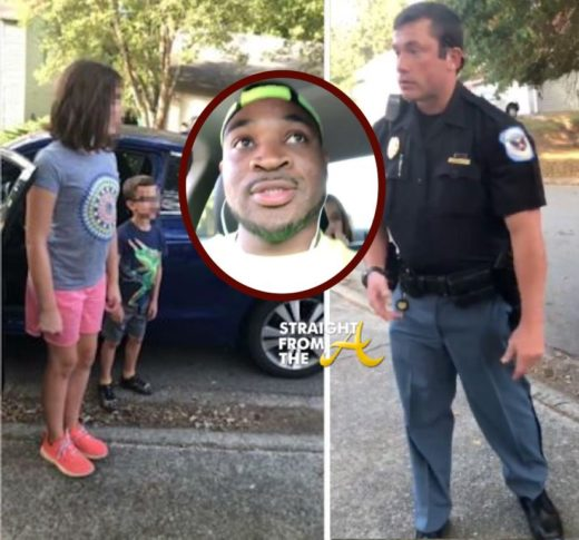 WTF?!? Georgia Man Stopped By Police For 'Babysitting While Black'… (RAW FOOTAGE + 911 CALL)
