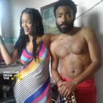 Sneak Peek: Clip of Donald Glover & Rihanna's Secret Movie Project Leaks Online… (VIDEO)