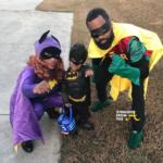 Halloween 2018: Celebrities Transform Into Superheroes, Olympians, & Cartoon Characters… (PHOTOS)