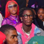 Boo'd Up: Young Thug Supports Girlfriend Karlae's 'RIXH' Single Release Party… (PHOTOS + OFFICIAL MUSIC VIDEO)