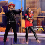 Ronnie & Shamari Devoe Share Thoughts on Being Newest Members of #RHOA + Perform 'Love Comes Through'… (VIDEO)