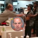 Mugshot Mania: White Male Arrested For Assaulting Black Female McDonald's Worker… (VIDEO)