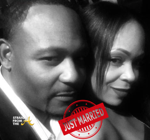 OFF THE MARKET: Ed Hartwell Marries Woman Keisha Knight Pulliam Claimed Was Mistress in Divorce Proceedings…
