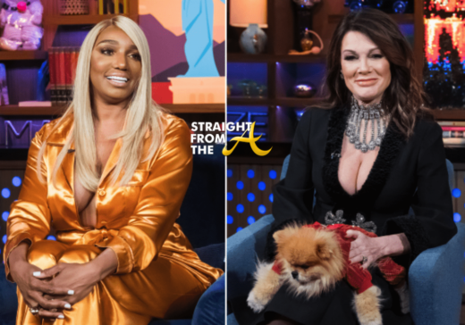 'Housewives' BEEF! #RHOA Nene Leakes Claims Lisa Vanderpump Stole Bar Idea, Vanderpump Responds… (VIDEO)