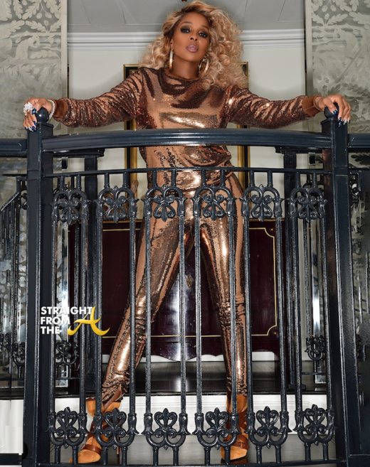 QUICK QUOTES: Mary J. Blige Says Her Next Man Has To Have More Money Then She Does…