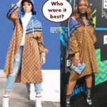 Who Wore It Best? Monica Brown vs. Marlo Hampton in Gucci 'GG Technical Jacket'… (PHOTOS)