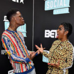 """DC Young Fly and Jess Hilarious Host BET """"Social Awards"""" in Atlanta (PHOTOS + VIDEO)"""
