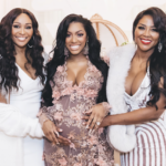A Peek Inside #RHOA Porsha Williams' Fairy Tale Baby Shower… (PHOTOS)