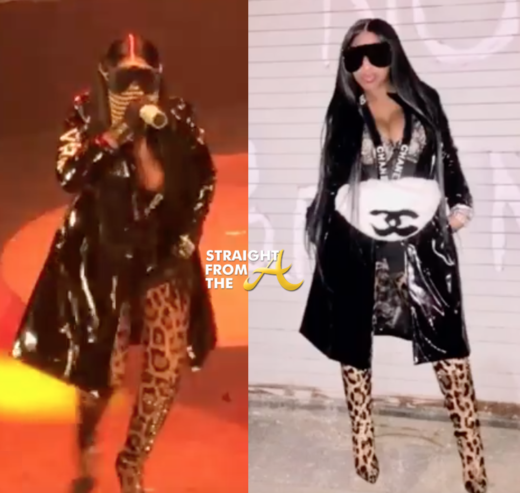 "Foxy Brown Responds to Being Boo'd Offstage During Kandi's ""Welcome To The Dungeon"" Concert…"