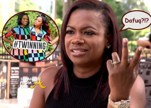 Who Wore it Best? #RHOA Kandi Burruss vs. Phaedra Parks…