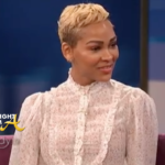 OPEN POST: Meagan Good Explains Her Eyebrow Transplant Procedure… (VIDEO)