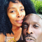 Boo'd Up: Tasha Smith and Michael K. Williams Make it 'Instagram Official'…