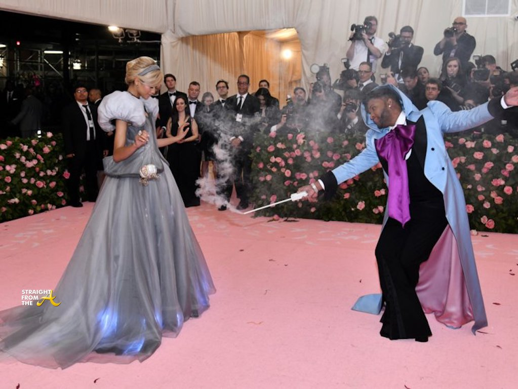 Nailed It Zendaya Had A Real Life Cinderella Moment On
