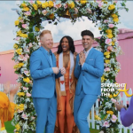 Ciara Receives Backlash for Officiating Same-Sex Wedding In Taylor Swift's New Music Video… #Pride #Equality #YouNeedToCalmDown
