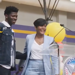 WATCH THIS! Lil Nas X Surprises Atlanta School Kids With 'Old Town Road' Performance… (VIDEO)