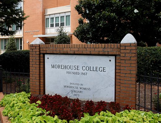 Morehouse College Employee on 'Indefinite Unpaid Leave' After Several Students Allege Inappropriate Sexual Conduct… (VIDEO)
