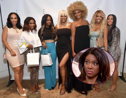 EXCLUSIVE #RHOA Season 12 Tea! Kenya Moore KICKED OUT Of Marlo Hampton's #iAmHer Soft Launch Event… (PHOTOS)