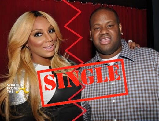 DIVORCE UPDATE: Tamar Braxton & Vince Herbert Are Legally Single…