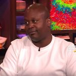 "THE SHADE!!! Tituss Burgess Calls Andy Cohen a ""Messy Queen"" After Eddie Murphy Question… (VIDEO)"
