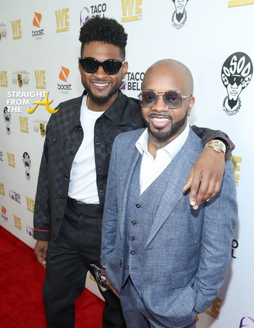 Jermaine Dupri Hosts VIP Screening of SoSo Def Documentary: Usher, Bow Wow, Da Brat & More Attend… (PHOTOS)