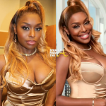 "Quad Webb of Married To Medicine Upset Over ""Photoshopped"" Cast Photos…"