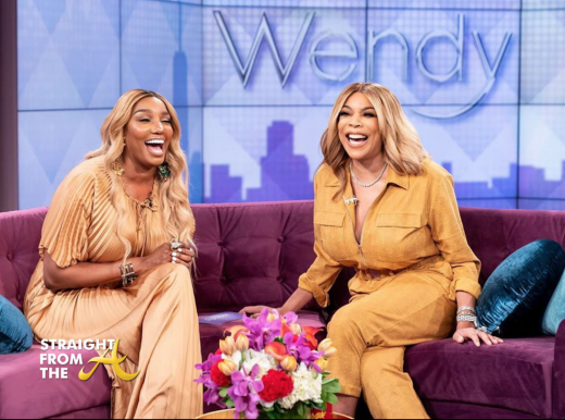 #RHOA Nene Leakes Returns To The Wendy Show After 7 Years… (VIDEO)