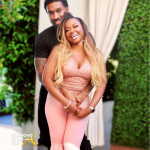 Phaedra Parks Makes it 'Instagram Official' With Medina Islam… (PHOTO)
