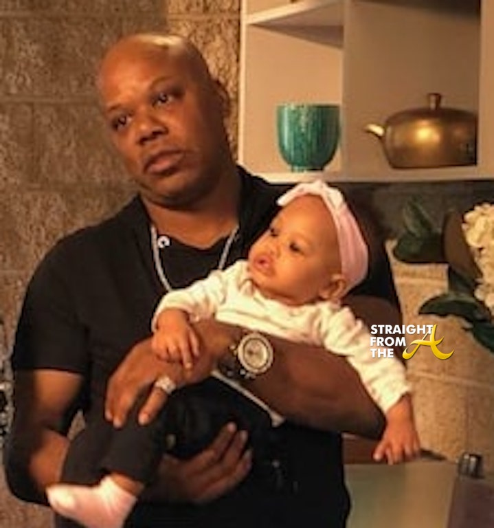 Blow The Whistle Too Short Reveals Hes A First Time Dad -5854