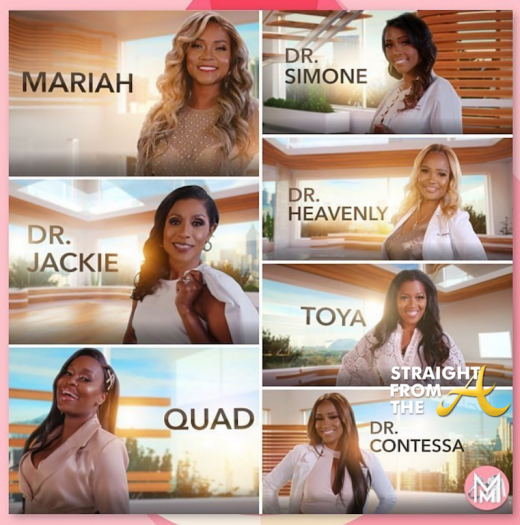"RECAP: 5 Things Revealed on Married to Medicine Season 7 Episode 2 | ""Stirring the Teapot"" + Watch Full Video…"