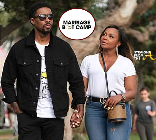 "Ex ""Housewife"" Phaedra Parks Headed to Marriage Boot Camp… (VIDEO)"