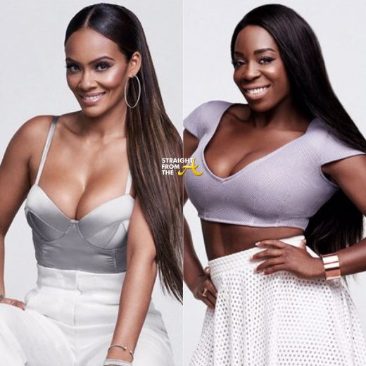 Basketball Wives Colorism Drama! Evelyn Lozada's Restraining Order Against OG Chijindu Thrown Out…