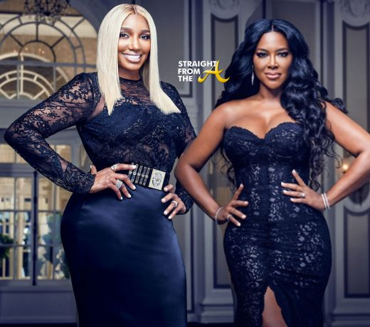 "#RHOA Kenya Moore Claims Nene Leakes is a ""BULLY"" with Very Few Friends on Cast… (VIDEO)"