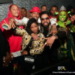 CLUB SHOTS: Atlanta Celebs Show up & Show Out For Kenny Burns' Halloween B-Day Bash at 'Cassette'… (PHOTOS)