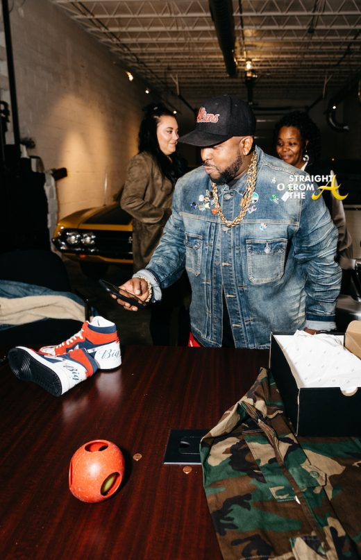 Big Boi Partners With Budweiser for Limited Edition 'Tall Boi'… (PHOTOS + VIDEO) #BigBoiBud