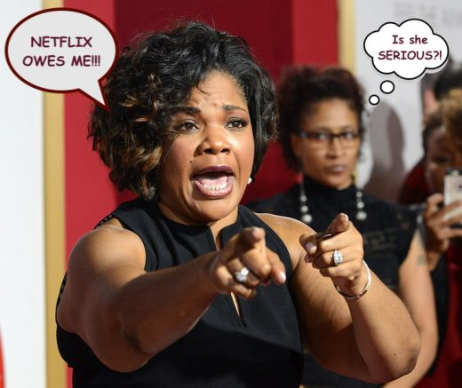 Mo'Nique Sues NETFLIX for Gender, Racial Discrimination… (LAWSUIT DETAILS)