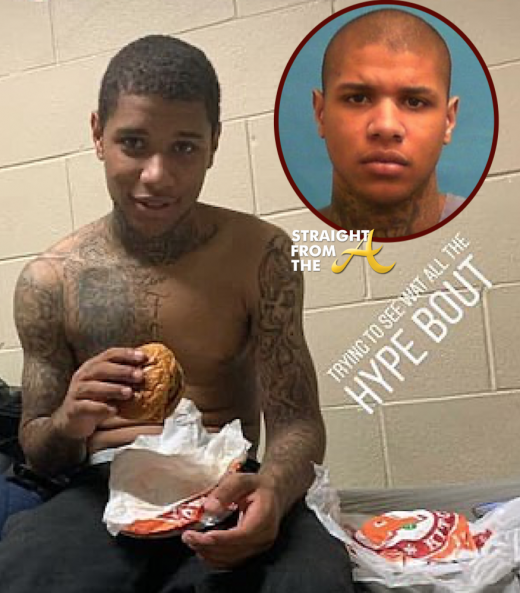 Meet Inmate Who 'Smuggled' Popeyes Chicken Sandwich into Jail… (PHOTOS)