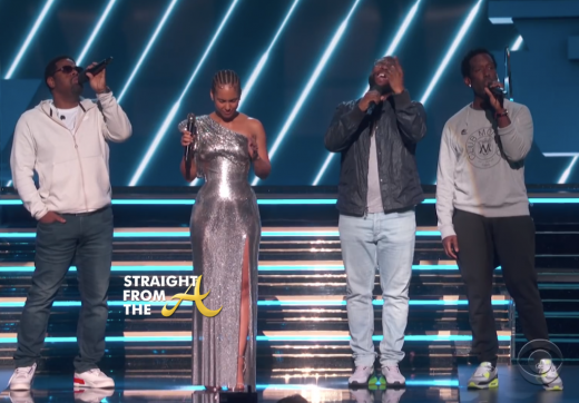 Alicia Keys & BoyzIIMen Pay Tribute To Kobe Bryant In 2020 GRAMMY Awards Opening… (VIDEO)