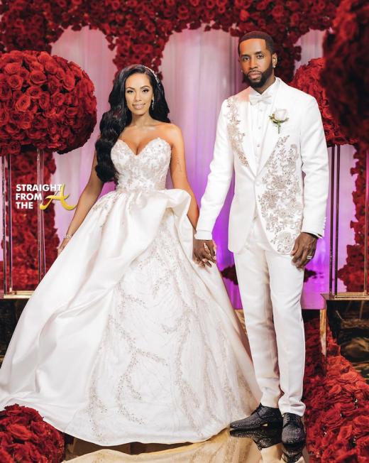 A Peek Inside Safaree Samaul & Erica Mena's Lavish 'Love & Hip Hop' Wedding… (PHOTOS + VIDEO) #LHHNY