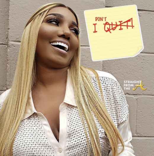 RUMOR CONTROL: Nene Leakes DID NOT Quit The Real Housewives of Atlanta… (VIDEO)