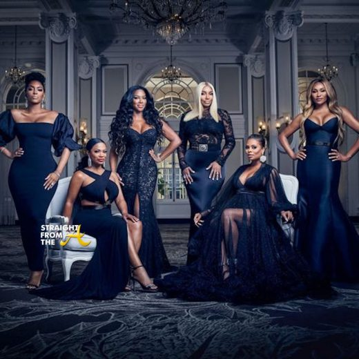 Nene vs. Kenya! #RHOA Mid-Season Trailer Reveals MORE 'Housewives' DRAMA!!! (VIDEO)