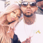 Baby Bump Watch: #LHHATL's Scrappy & Bambi Expecting Child #2…