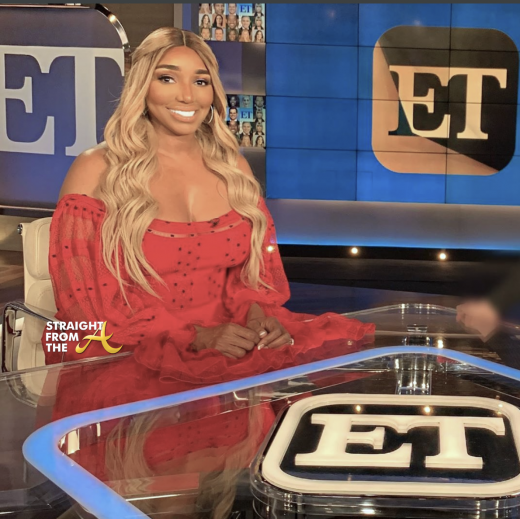 QUICK QUOTES: Nene Leakes Addresses #SpitGate:  'I Didn't…  But I Kinda Wish I Had' + Feels Kenya Moore Will Be The DEMISE of #RHOA… (VIDEO)