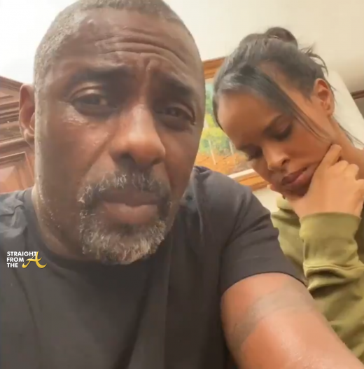 Idris Elba Wants You To Know He Tested Positive For Coronavirus… (VIDEO)