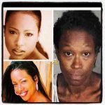 FAN MAIL:  90's Actress Maia Campbell Spotted in Atlanta, Still Battling Addiction…